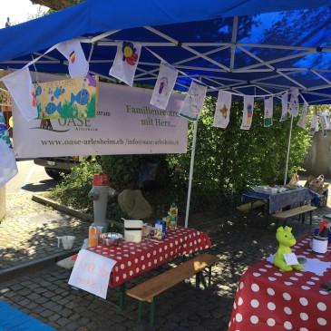 Familienzentrum mit Herz am Arleser Frühlingsmarkt