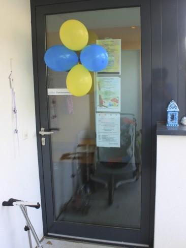 Eingang neue OASE (ab Dez. 2011)