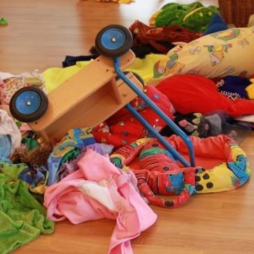 1. OASE Kinderartikel-Flohmarkt im Badhof