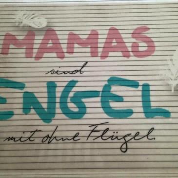 Schönen Muttertag…