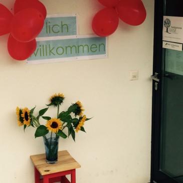 Familienzentrum OASE wieder geöffnet…