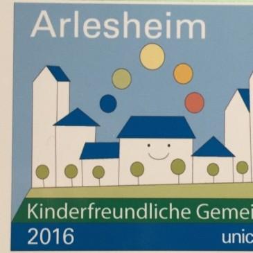 OASE gewinnt Wettbewerb für Kinderfreundlichestes Projekt 2016